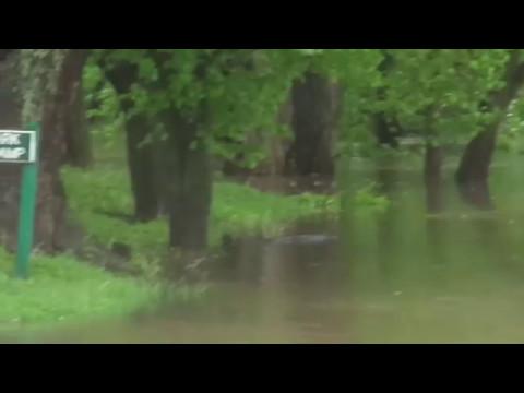 Wabash River Terre Haute flooding