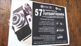Arezzo: 57° foto antiquaria domenica 27 aprile 2014