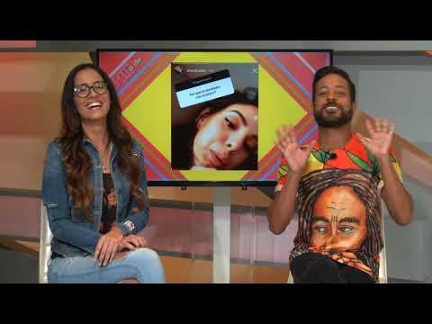 """Sheryl Rubio a Corina Smith: """"No me acosté con Gustavo"""" - Chic al Día - EVTV 09/25/18 Seg 2"""