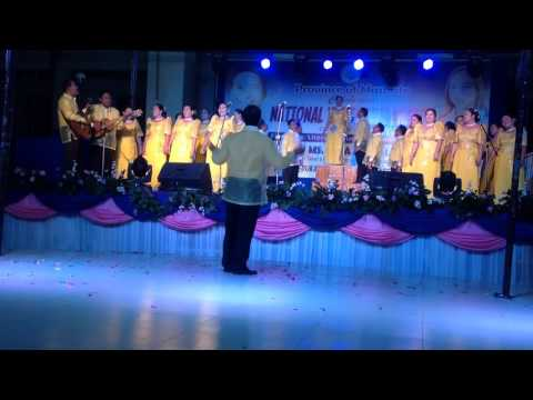 Palanas North District Teachers Choir's Performance 2015