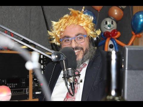 סטנדאפ פורים שובר מצחוק 》שעתיים של צחוקים מטורפים 》 רדיו קול ברמה עם עמי מימון