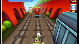 Subway Surfer for PC Free Download 2014