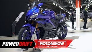2019 Yamaha R3 : Becomes sharper, meaner, faster, lighter : EICMA 2018 : PowerDrift