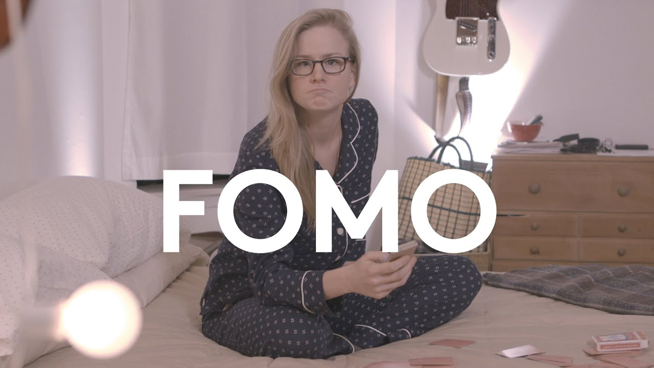Do You Have FOMO? | Soapboxing | Refinery29 - YouTube