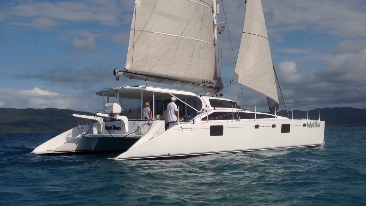 GRAINGER 15 CATAMARAN - YouTube