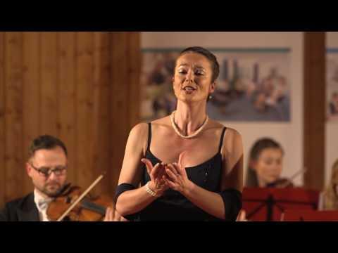 Famous Arias by Handel, Schubert, Puccini - Maja Fluri (soprano) Live