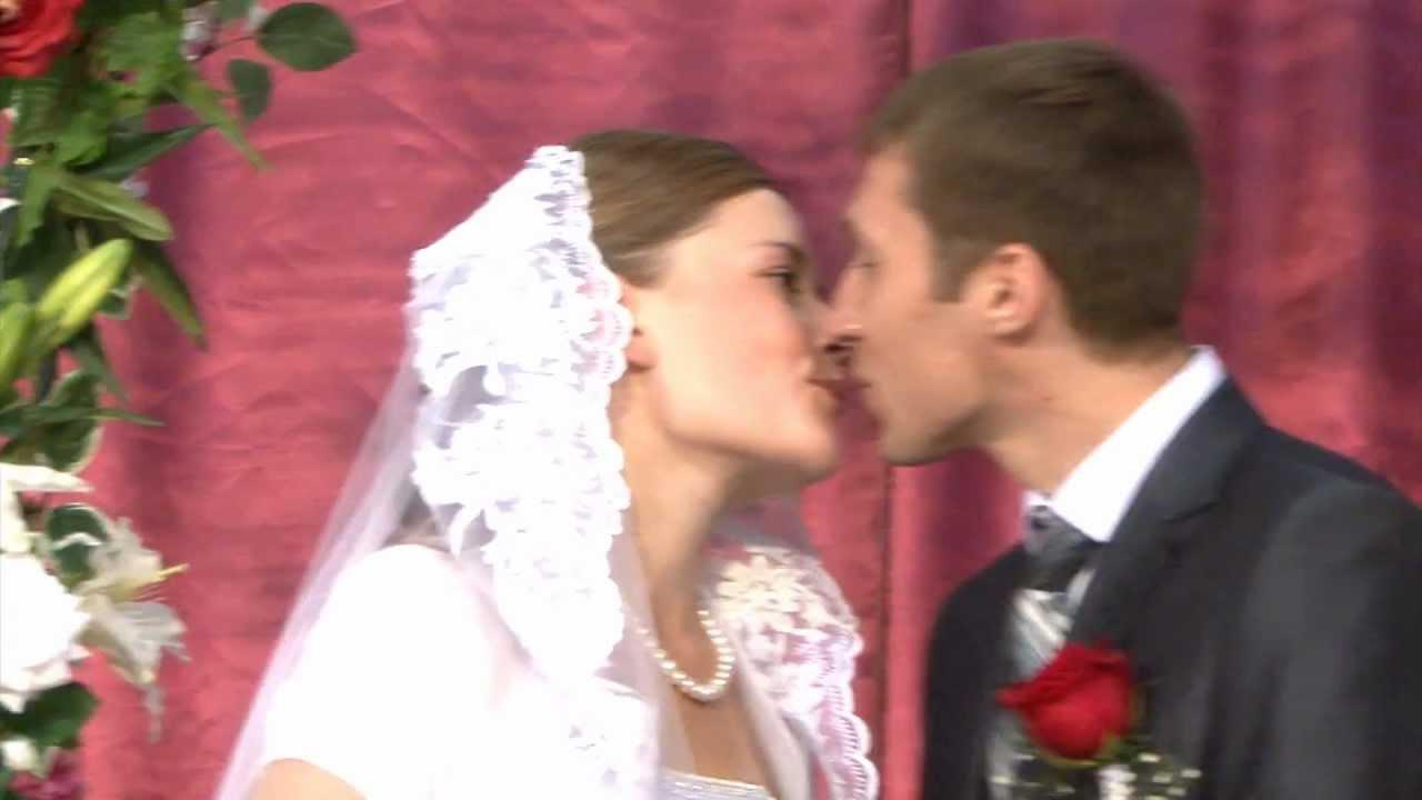Свадьба евангельских христиан
