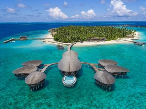 The St Regis Maldives Vommuli Resort 5 Stars Hotel