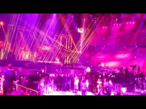 Países Bajos - segundo ensayo Eurovisión 2016