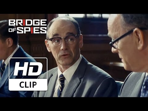 Bridge of Spies | 'Would it Help?' | Official HD Clip 2015