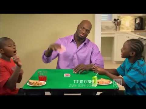 Titus O'Neil: 'Take Time to Be a Dad Today'