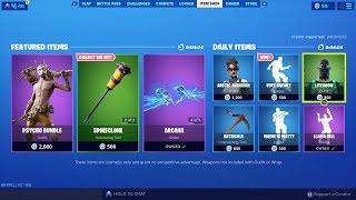 Fortnite The Borderlands Psycho Bundle Pack With New Save The World Pickaxes Free Mecha Tea New Skin