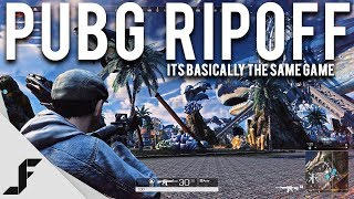 We found the ultimate PUBG rip off Ring of Elysium thumbnail