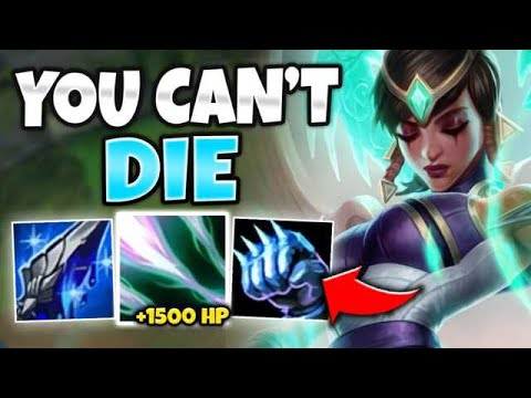 FULL TANK KARMA TOP WILL 100% BE NERFED! WHY DOES THIS WORK?! - League of Legends
