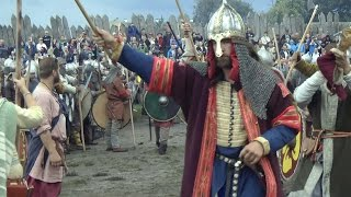 """21st Century Viking Stories"" XXII Slavs and Viking Festival Wolin 2016"