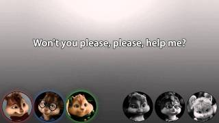 the chipmunks the chipettes help with lyrics