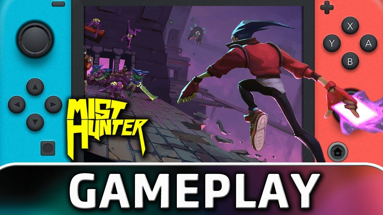 Mist Hunter | First 10 Minutes on Nintendo Switch