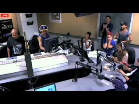 Ariana Grande - Baby, I - Exclusive Preview from Live Chat [Power 106 FM]