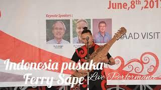 Indonesia Pusaka Live Performance Ferry Sape