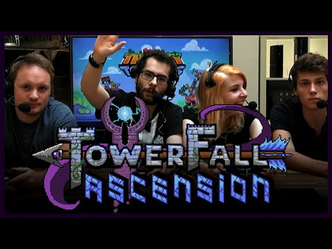Défi EC : TowerFall Ascension