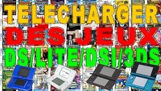 🎳😎 COMMENT TÉLÉCHARGER GRATUITEMENT DES JEUX POUR DS XL, 3DS, 3DS XL, 2DS, New 3DS, New 3DS XL