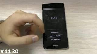 Новый способ Разблокировки FRP аккаунта Huawei Honor на примере Honor 6C