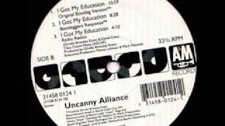 Uncanny Alliance - I Got My Education (original bootleg mix) (1992)