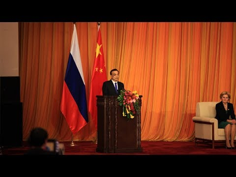 China-Russia bilateral media project closes in Beijing