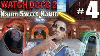 watch dogs 2 part 4 haum sweet haum heist sweet heist