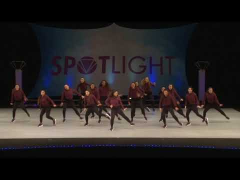Best Hip-Hop/Jazz-Funk // BOUNCE - Dance Academy USA [San Jose 1, CA)