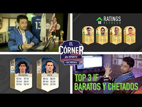 TOP 3 JUGADORES BARATOS Y CHETADOS   FIFA18   El Córner