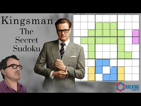 Kingsman: The Secret Sudoku