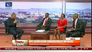 foreign policy the nigerian project is a work in progress onyeama assures improved relations pt1