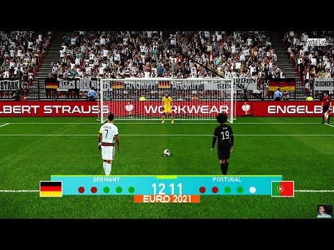 Euro 2021 Penalty