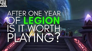 видео World of Warcraft: Legion
