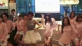 結婚式余興 E-girls Follow me thumbnail