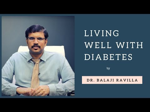 What is Diabetes ? Treatment for Diabetes in Chennai