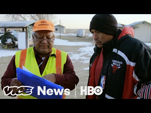 Mapping Navajo Nation: VICE News Tonight on HBO