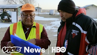 Mapping Navajo Nation  VICE News Tonight on HBO