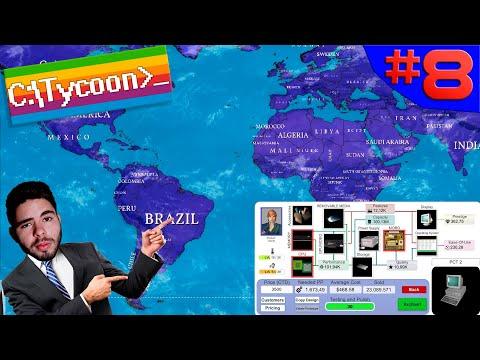 PRODUZINDO O MEU COMPUTADOR (FIM) - COMPUTER TYCOON #8 - (Gameplay/PC/PTBR) HD