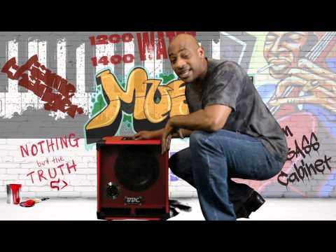 Boom Bass Cabinet Promo Video