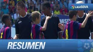 Resumen de Atlético de Madrid (0-6) FC Barcelona