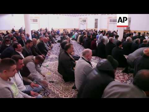 Denmark's largest Shia mosque opens
