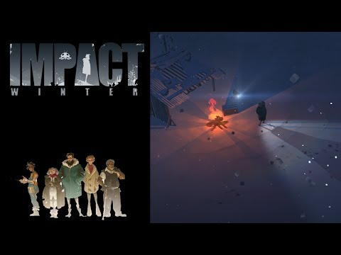 Impact winter - Supervivencia nevada - Gameplay español HD