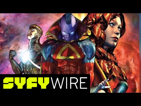 Guardians of the Galaxy (becomes Guardians of the Galaxy: The Comics: A Look Back) | SYFY WIRE