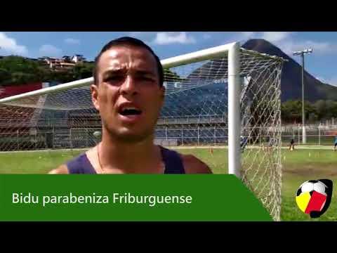 38 anos de Friburguense- Bidu