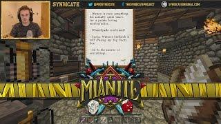 Minecraft: Mianite - Sherlock Syndicate - Cracking Sparklez Vault Code! [68]