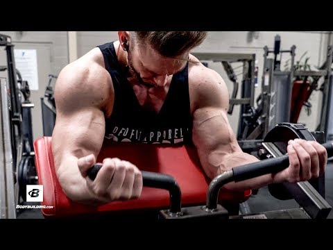 Arm Growth Workout | Kyler Jackson