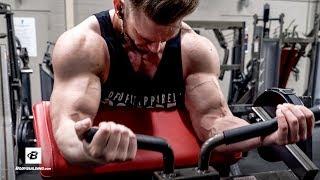 Arm Growth Workout | Kyler Jackson