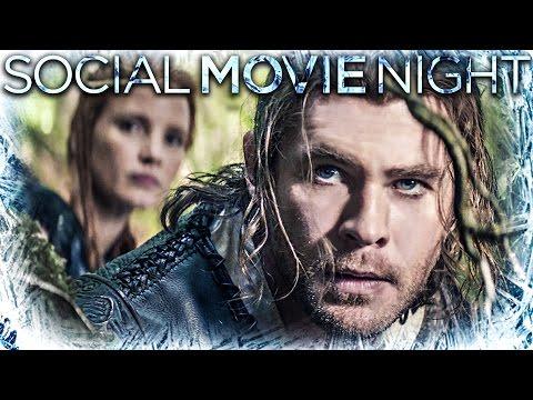 THE HUNTSMAN & THE ICE QUEEN - So war die Social Movie Night!